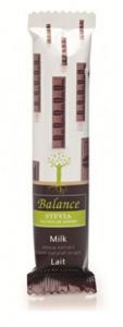 Balance Mléčná čokoláda se stévií bez přidaného cukru 35g