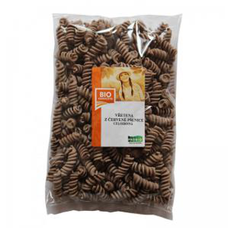 Bioharmonie Vřetena z červené pšenice celozrnná 400 g