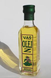 Bohemia olej Olej sezamový 100ml