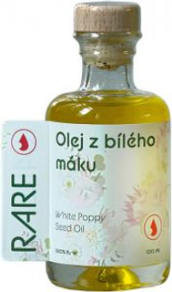 Bohemia olej Olej z bílého máku 100ml