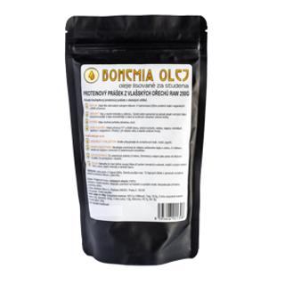 Bohemia olej Proteinový prášek z vlašských ořechů 250g