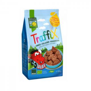 Bohlsener Mühle Špaldovo – čokoládové keksy pro děti Autíčka 150g Bio