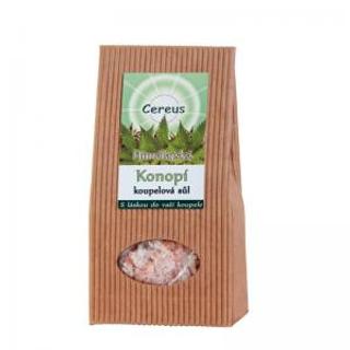 Cereus Konopí himálajská koupelová sůl 500g