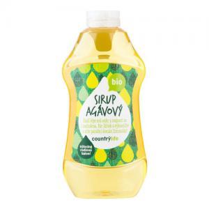 Country Life Sirup agávový 874 ml Bio