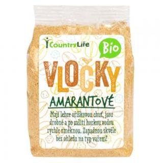 Country Life Vločky amarantové Bio 250 g