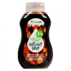 Country Life Datlový sirup 250 ml Bio