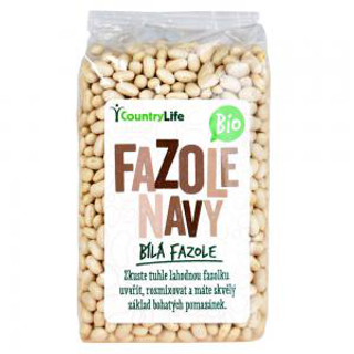 Country Life Fazole navy Bio 500g