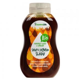 Country Life Sirup Bio ječný se sladem 250 ml
