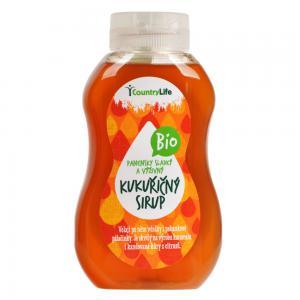 Country Life Bio Sirup kukuřičný 250 ml