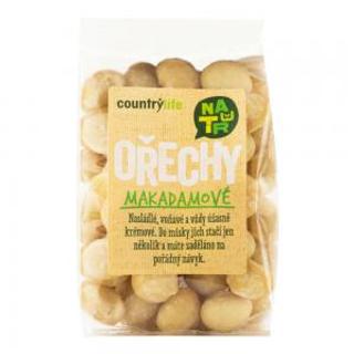 Country Life Makadamové ořechy jádra 80g