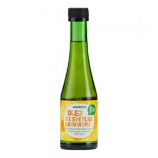 Country Life olej ze světlice barvířské Bio 200ml