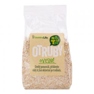 Country Life Ovesné otruby 250 g