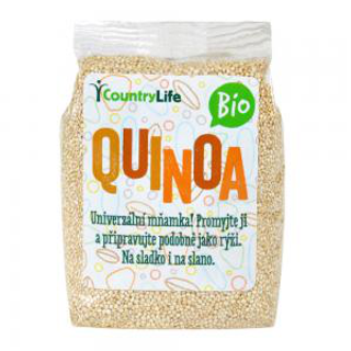 Country Life Quinoa 250 g Bio