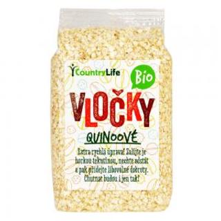 Country Life Vločky quinoové Bio 250 g