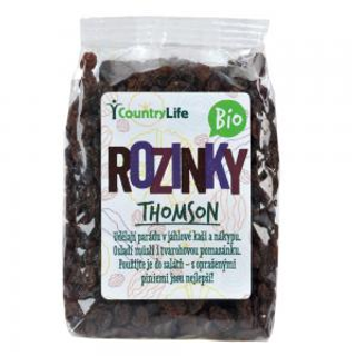 Country Life Rozinky Thomson Bio 500g