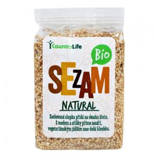 Country Life Sezam natural Bio 100 g
