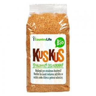 Country Life Kuskus špaldový celozrnný 500 g bio
