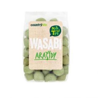 Country Life Wasabi arašídy 100 g