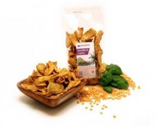 Damodara Bazalkové chipsy 150g