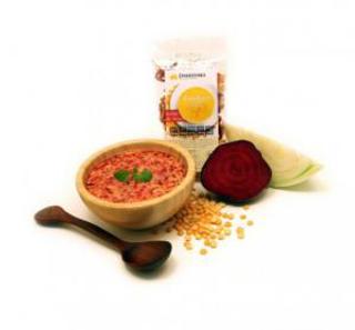 Damodara Instantní polévka hrachová s řepou 38g BLP