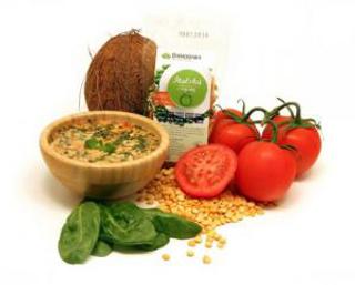Damodara Instantní polévka do hrnku Italská s rajčaty 38g BLP