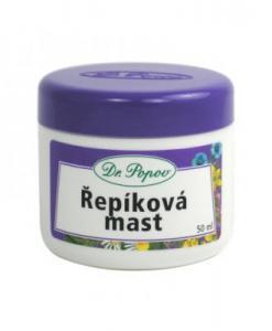 Dr. Popov Řepíková mast 50ml