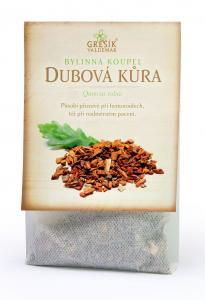 Grešík Dubová kůra koupel 20g