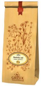 Grešík Čaj Borůvka nať 50 g