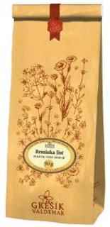 Grešík Čaj Brusinka list syp. 50 g