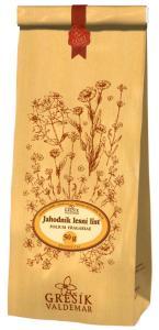 Grešík Čaj Jahodník lesní list syp. 50 g