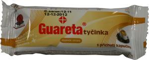 DR.STANĚK Guareta výživná tyčinka Kapučino 45 g