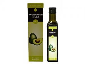 Health Link Avokádový olej 250 ml BIO