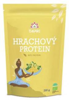 Iswari Hrachový protein 80% 250g Bio