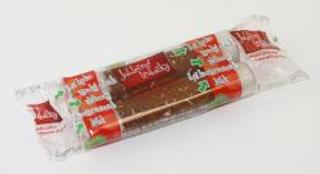 Bioprodukt Jablečné trubičky s jogurtovou polevou 24g