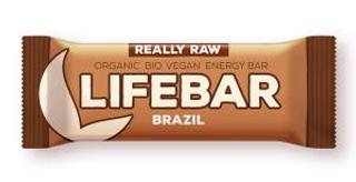 Lifefood Lifebar bio tyčinka brazil 47g
