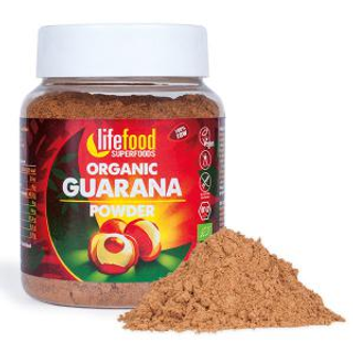 Lifefood Guarana prášek 180g Bio