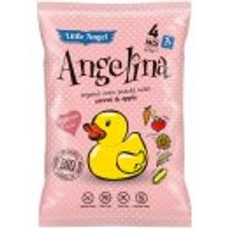 Little Angel Angelina křupky ve tvaru kačenky 60 g