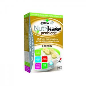 Mogador Nutrikaše probiotic s banány 180g (3x60g)