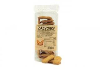 Natural Jihlava Zázvorky celozrnné sušenky 140 g