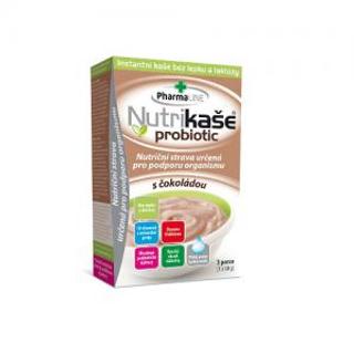 Mogador Nutrikaše probiotic čokoláda 180g (3x60g)