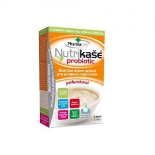Mogador Nutrikaše probiotic pohanková 180g (3x60g)