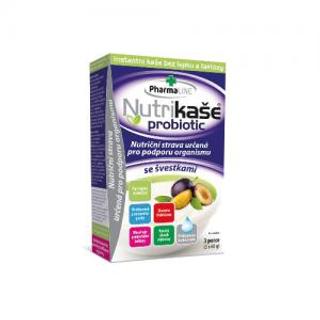 Mogador Nutrikaše probiotic se švestkami 180g (3x60g)