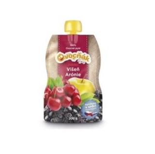 Ovocňák Pyré jablko višeň arónie 200 g