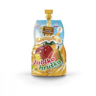 Ovocňák Mošt jablko hruška 250 ml