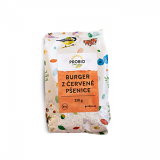 PROBIO Burger z červené pšenice 230g Bio