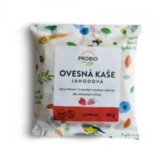 PROBIO Kaše ovesná jahodová 65 g Bio