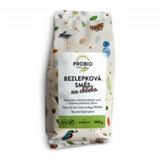 PROBIO Bezlepková směs na chleba 500 g Bio
