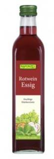 Rapunzel červený vinný ocet 500 ml Bio