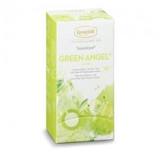 Ronnefeldt Teavelope Green Angel čaj 25 sáčků á 1,5g