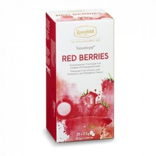 Ronnefeldt Teavelope Red Berries 25 x 1,5 g